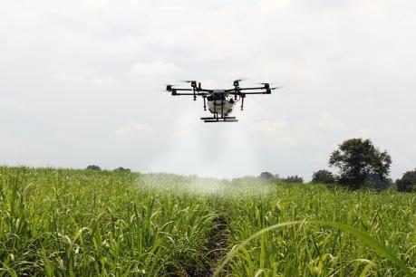 COMO ASEGURAR EL USO DE DRONES EN LA  AGRICULTURA